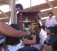 St. Cruz celebrates the black Jesus, St. Esquipulas every 14. January / Immer am 14. Januar feiert St. Cruz seinen Schutzheiligen den schwarzen Jesus Esquipulas.