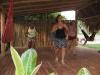 Salsa lesson at Paradise Riding. / Vom Sattel auf den Tanzboden. Salsastunde bei Paradise Riding.